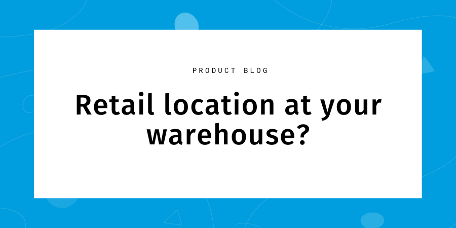 retail ecommerce warehouse
